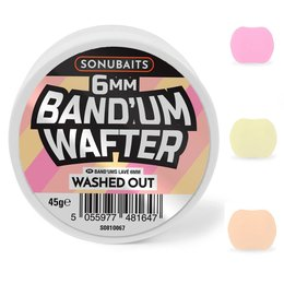 Sonubaits BandUm Wafters Washed Out 45g 6mm