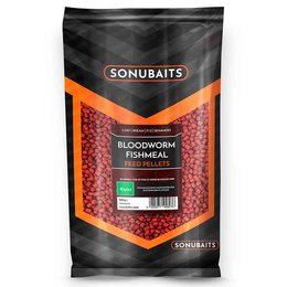 Sonubaits Bloodworm Feed Pellets 4mm - 0,90kg