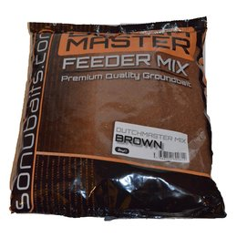 Sonubaits Dutch Master Feeder Mix braun - 2,00kg