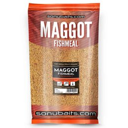 Sonubaits Maggot Fishmeal Groundbait 2,0kg