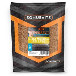 Sonubaits Fin Perfect Stiki Method Pellets 0,65kg 2mm
