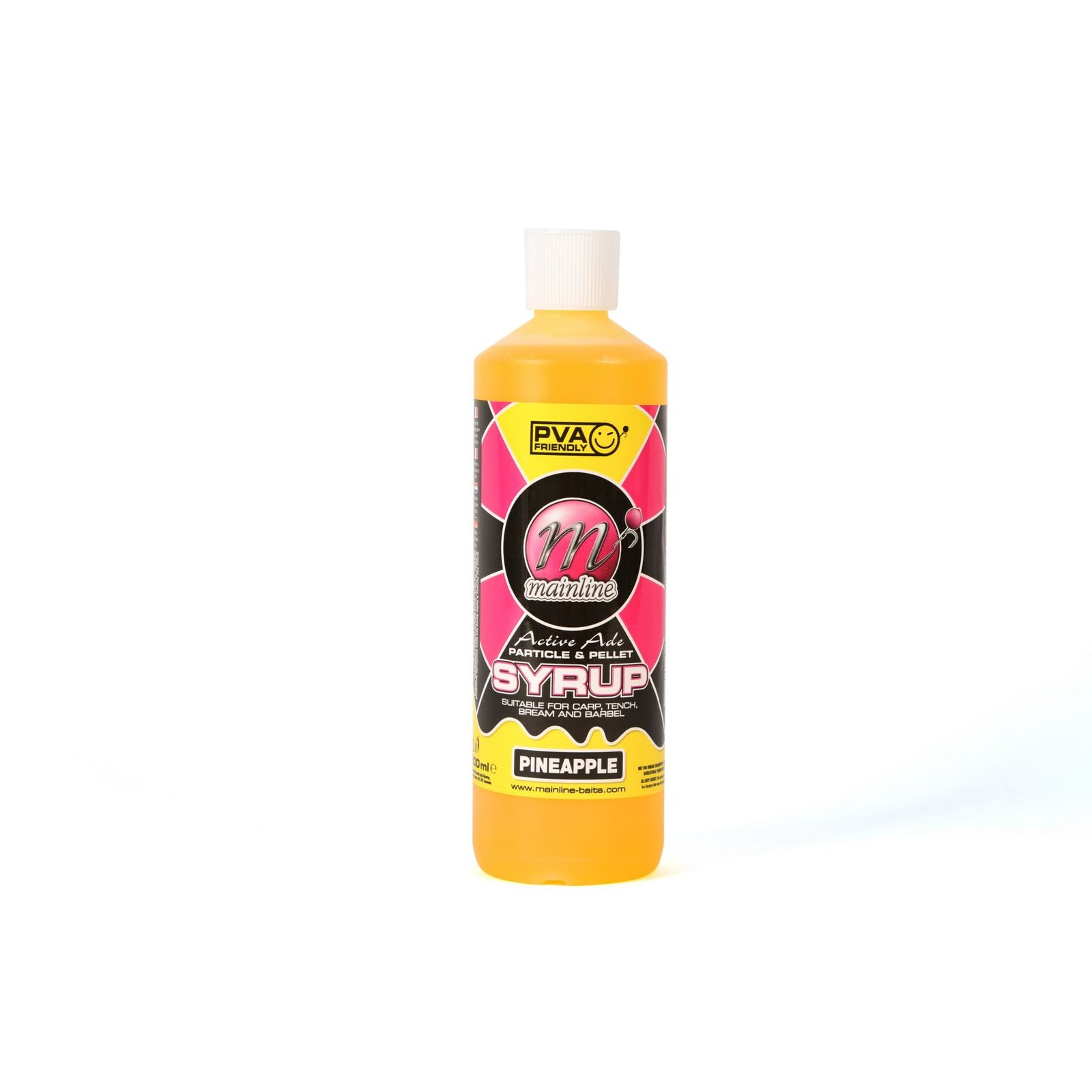Mainline Particle + Pellet Syrup Pineapple Juice 500 ml