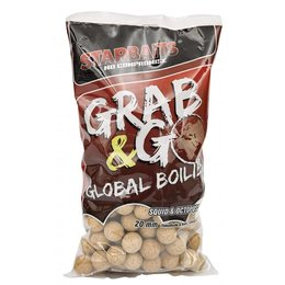 Starbaits Grab&Go Boilies Squid & Octo 20mm 1,00kg