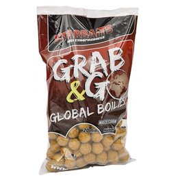 Starbaits Grab&Go Boilies Sweet Corn 20mm 1,00kg